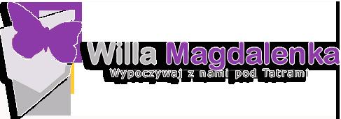 Willa Magdalenka - Noclegi Zakopane Logo